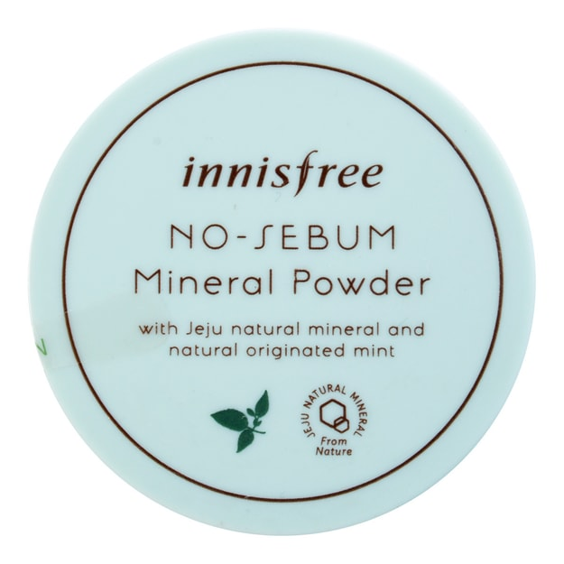 Product Detail - INNISFREE No-Sebum Mineral Powder 5g - image 0