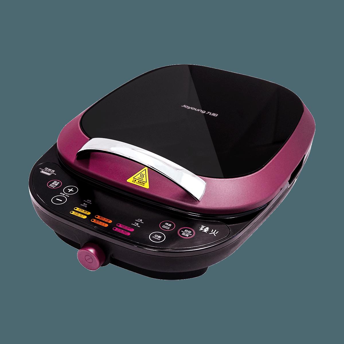 【热销现货】JOYOUNG九阳 双面悬浮加热电饼铛煎烤机  JK30U-D1 下方底盘可拆卸清洗 怎么样 - 亚米网