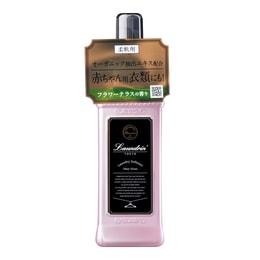 日本LAUNDRIN' 衣物香水柔软剂 典雅花香 600ml