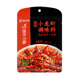 HAIDILAO Spicy Crawfish Sauce 200g