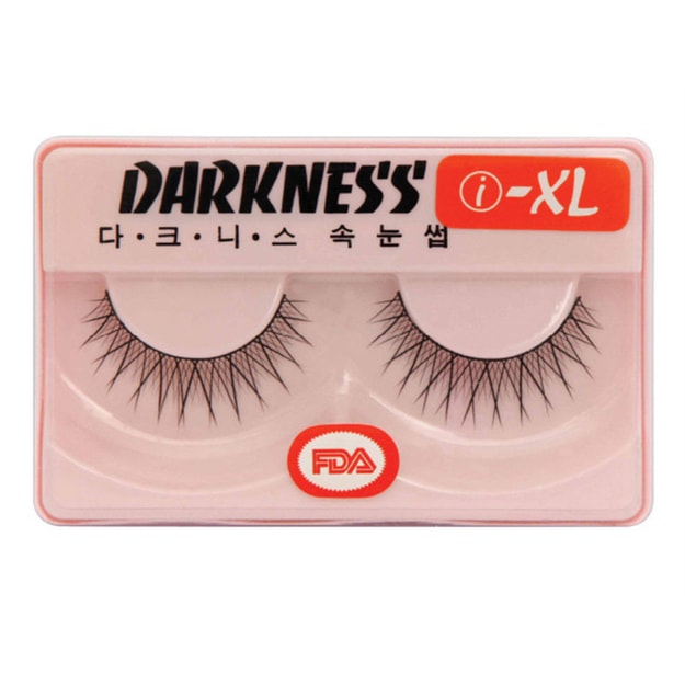Product Detail - DARKNESS False Eyelashes #IXL 1Pair In 1Box - image 0