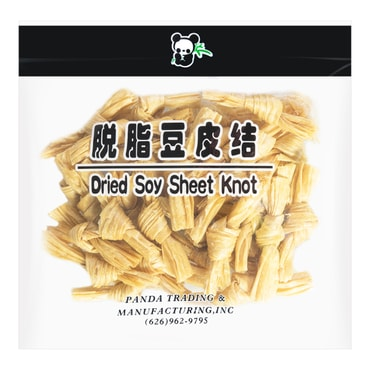 ASIA FOODS Dried Soy Sheet Knot 150g