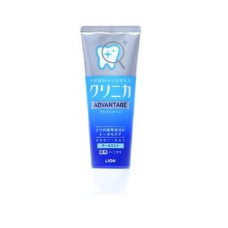 [日本直邮] 日本LION狮王 CLINICA牙膏 冰霜薄荷 130g