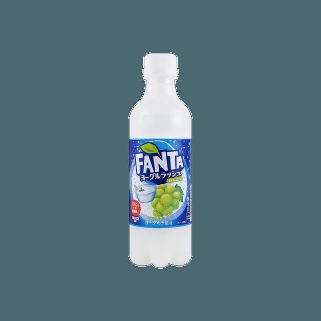 商品详情 - 日本FANTA芬达碳酸饮料  酸奶乳酸菌味 380ml - image  0