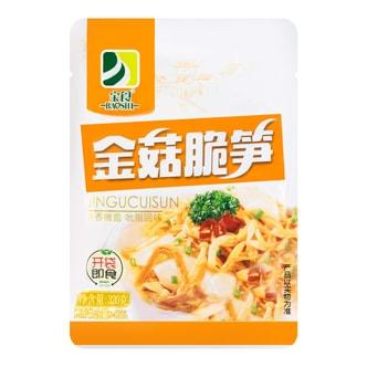 宝食 金菇脆笋  320g