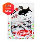 ZHUAYUDEMAO Spicy Fish Snack (zuiyu) 80g