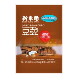 HSINTUNGYANG Grilled Dried Bean Curd 100g (new packaging)