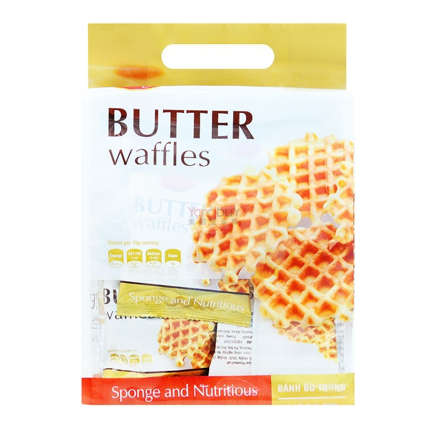 Product Detail - RICHY Butter Waffles 180g - image 0
