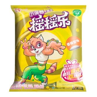 统一 小浣熊干脆面 摇摇乐 香辣蟹味 50g