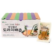 SLOWFOOD Balloon Flower Pear Juice With Ginger 100mlx30pack