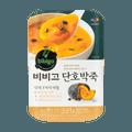 【临期特惠】韩国CJ希杰 BIBIGO 红豆南瓜即食粥 1人份 280g