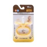 [日本直邮] 日本KJC EDISON爱迪生 香蕉型奶嘴婴儿咀嚼器 18x9.9x2.8cm 1只装