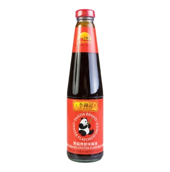LEE KUM KEE Panda Oyster Flavored Sauce 510g