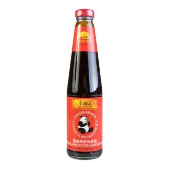 香港李锦记 熊猫牌鲜味蚝油 510g