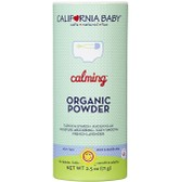 CALIFORNIA BABY Non-Talc Powder Canister - Calming 2.5-Ounce