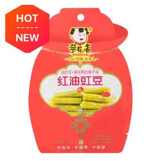 菜花香 红油豇豆 80g