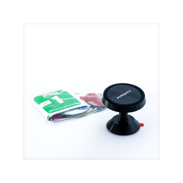 Product Detail - KAWO Magnetic Car Holder for Phone BLACK - image 0