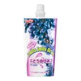 日本SHIRAKIKU赞岐屋 椰果粒果冻爽 葡萄味 150g