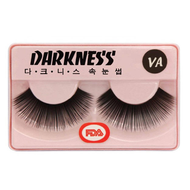 Product Detail - DARKNESS False Eyelashes #VA 1Pair In 1Box - image 0