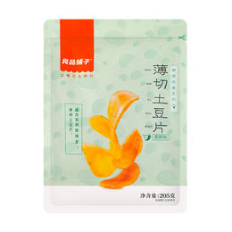BESTORE Thin-cut Potato Chips (Spicy Flavor) 205g