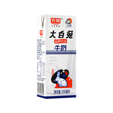 Big White Rabbit Milk 200ml