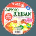 【11/6/2020 EXP】SAPPORO ICHIBAN Japanese Style Noodles Original Flavor 82g