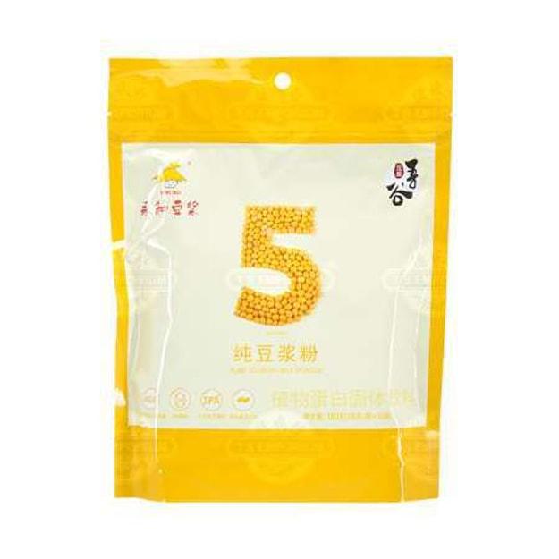 商品详情 - 永和豆浆 纯豆浆粉 180g - image  0