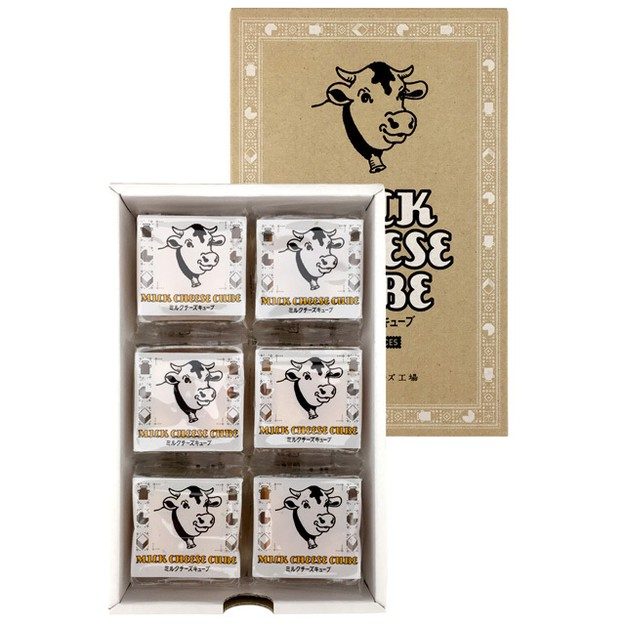商品详情 - 【日本直邮】东京牛奶芝士工厂 乳酪夹心芝士蛋糕 6枚装 - image  0