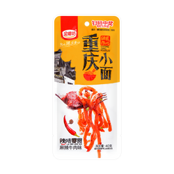 Chongqing Noodle Snacks Spicy Flavor 40g