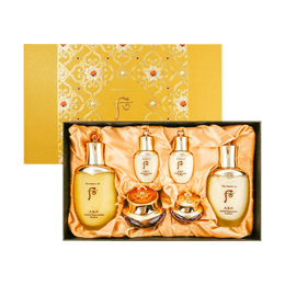 THE HISTORY OF WHOO Cheongidan Special Set 6 Pieces