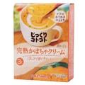 DHL直发【日本直邮】日本POKKA SAPPORO 浓厚南瓜奶油汤低热速食代餐即食浓汤 3袋入