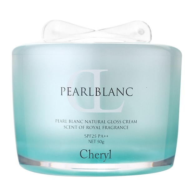 Product Detail - CHERYL Pearl Blanc Cream 50g SPF25 PA++ - image  0