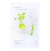 INNISFREE My real squeeze mask green tea 1sheet