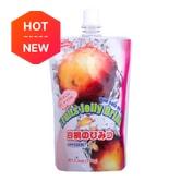 SHIRAKIKU Fruits Jelly Drink Peach Flavor 150g