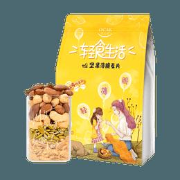 OCAK Easy Diet Life Nut Crisp Oatmeal 400g