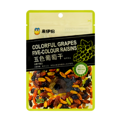 LYF FIve Colors Raisins 42g