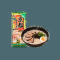 【中国直邮】尝遍6味日式拉面 日本制造方便拉面 京都豚骨味 182g