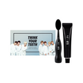 VT X BTS Think Your Teeth Jumbo Kit Black With BTS Photo Cards