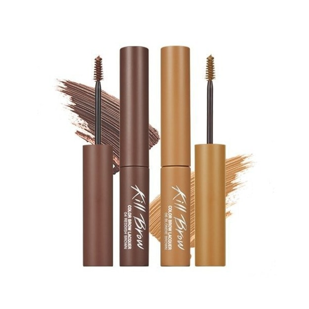 Product Detail - CLIO Kill Brow Color Brow Lacquer 001 Natural Brown 4.5g - image 0