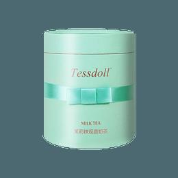 Tessdoll台湾台仕朵台式网红手工冲泡奶茶 无反式脂肪酸及香精 茉莉铁观音 576g