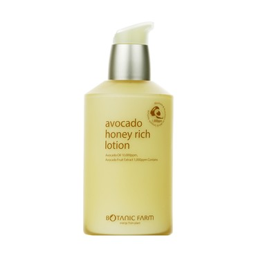 BOTANIC FARM Avocado Honey Rich Lotion 170ml