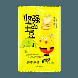 Strong Potatoes Original Flavor 130g