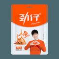 华文食品 劲仔小鱼 香辣味 50g 湖南特产 邓伦代言