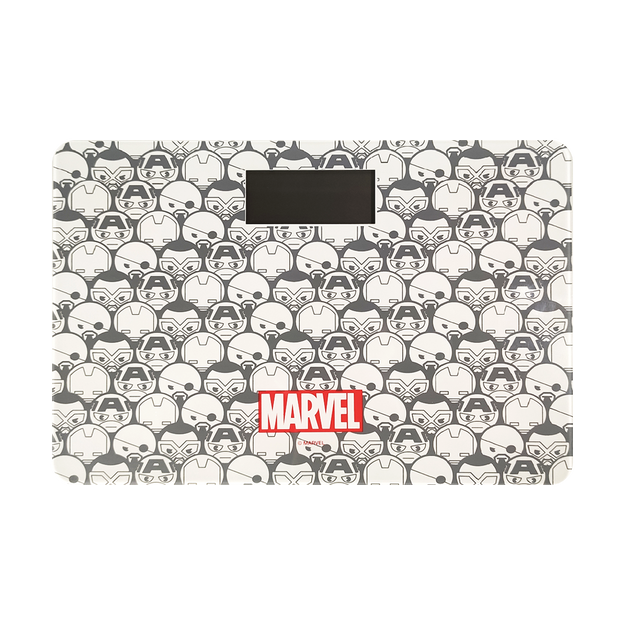 Product Detail - Marvel Bathroom Body Weight Measurement Scale Grey - image  0