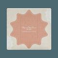 【New】Cotton Fleaur Organic Cotton Tissue Pink 240*110mm 200pcs