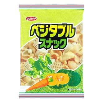 日本RURUYA 蔬菜味薯片 50g