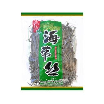 咸亨之味 绿色食品天然脱水海带丝 100g