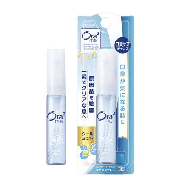 Product Detail - SUNSTAR ORA2 Mouth Spray Cool Mint 6ml - image  0