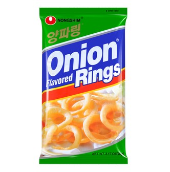 NONGSHIM Onion flavored  Rings 90g