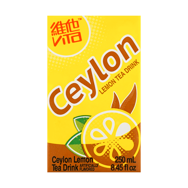 Product Detail - VITA Ceylon Lemon Tea 250ml - image 0
